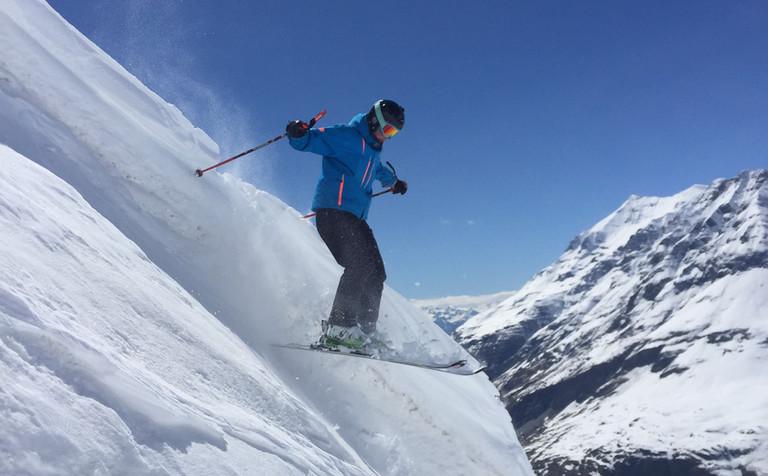ski bonneval sur arc