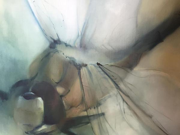 Arphand Libellule peintre artiste insecte