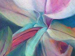 Art Nature Fleurs Toile couleur