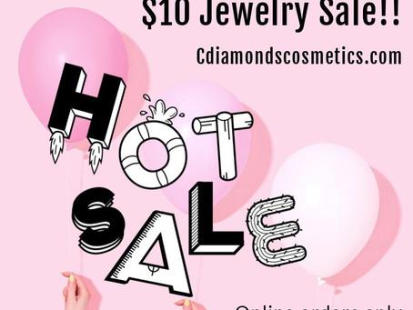 Handmade Jewelry Sale
