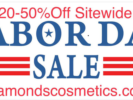 Labor Day Sale 20-50% off!! No coupons needed