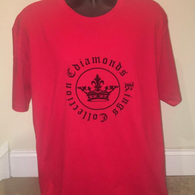 Red & Black Tshirt