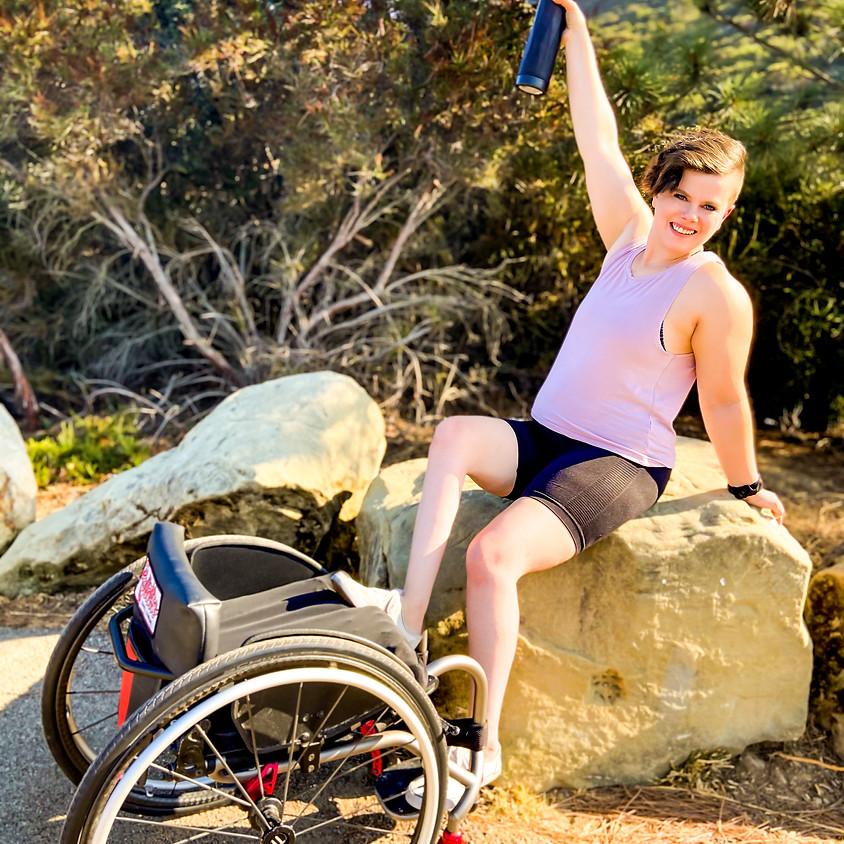 Adaptive Leg Exercise