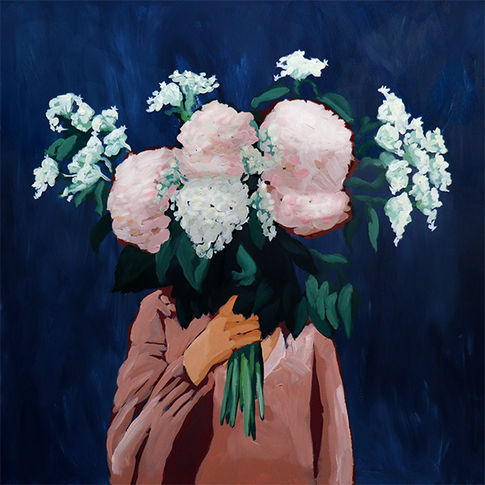 Posy III / Midnight Blooms