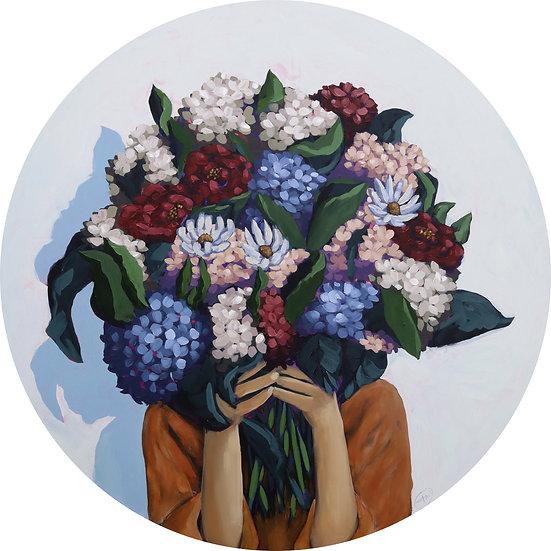 'Posy XXII / Dreamy Blooms'