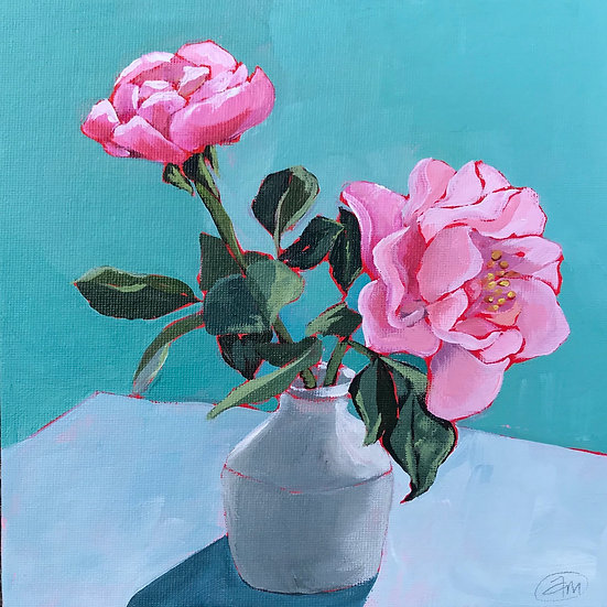 'Loving blooms' by Abbey Merson