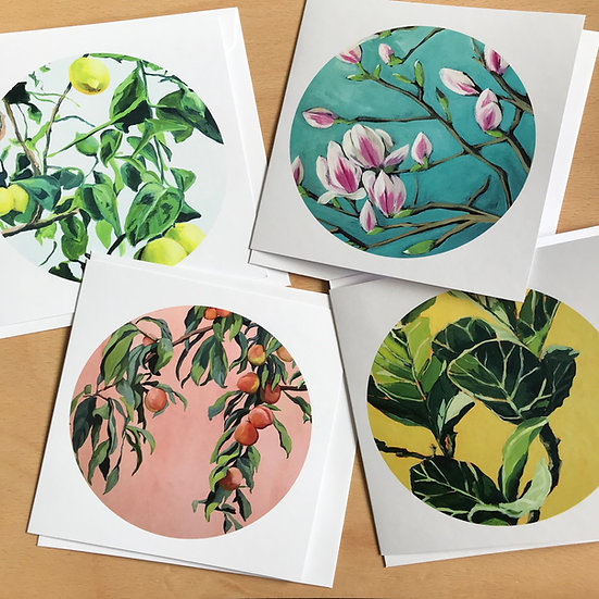 'Foliage' Card Pack