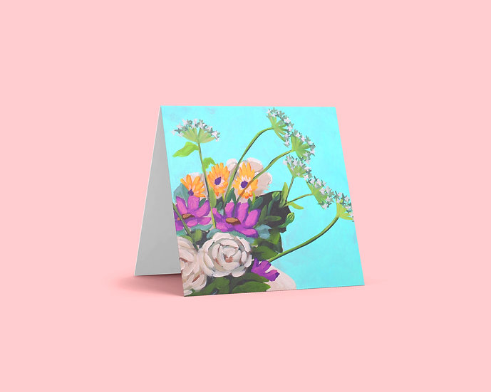 Summery Gift Card