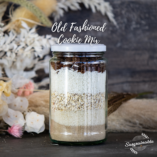 Old Fashioned Cookie Mix