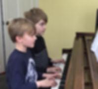Individual Piano Lessons in Westport, CT