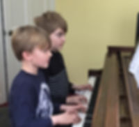 Individual Piano Lessons in Westport, CT