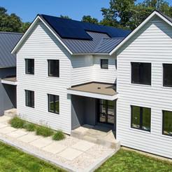 Net Zero Energy Home, Westport, CT