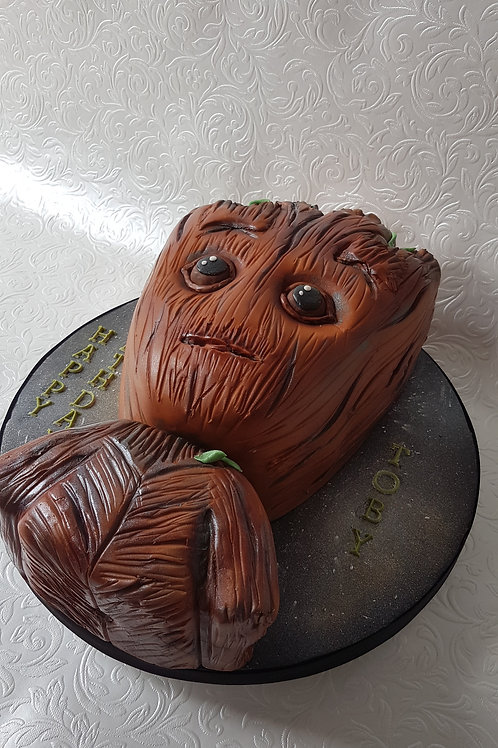 Sculpted Novelty Cake
