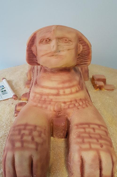 Sphinx cake