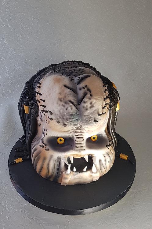 Pedro Predator cake