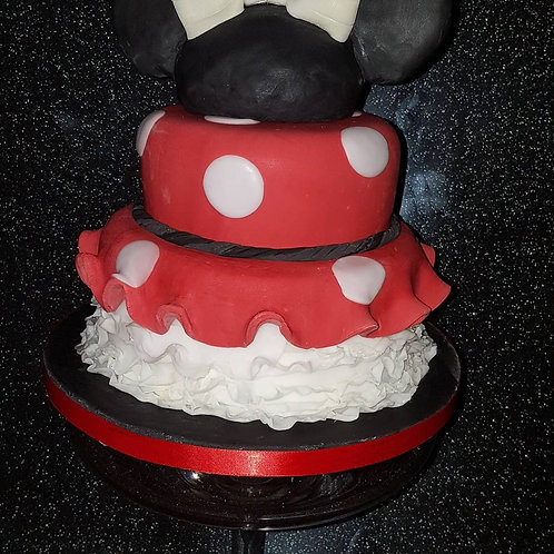 character themed celebration cake