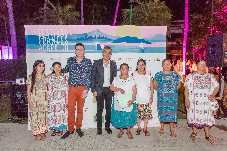 Cocineras tradicionales de Oaxaca y Guerrero  con Karim Djellit y Sergio Coronado