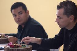 Chef Javier Reynada y Chef Rurik Salazar