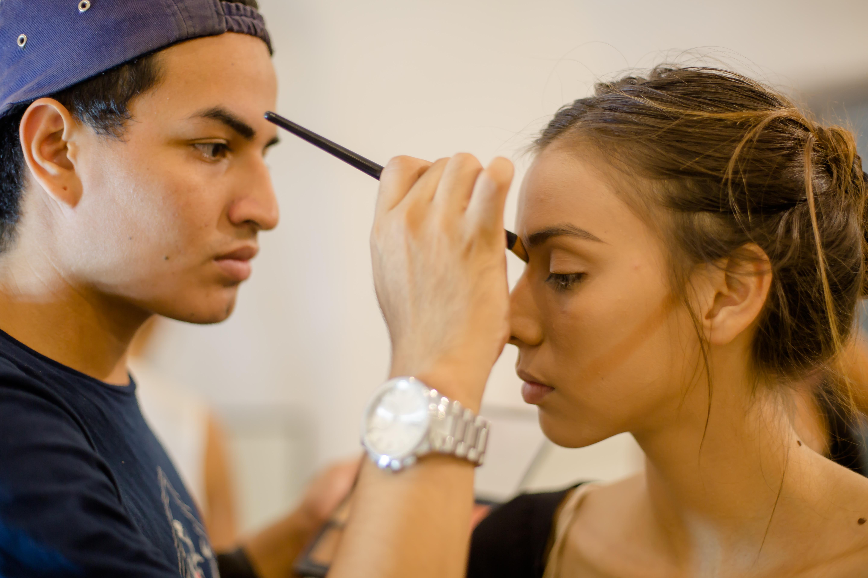 Maquillaje por Talina Salinas