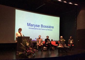 Las Alianzas francesas, una herramienta para alimentar el amor por Francia: Maryse Bossière