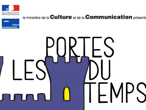 Les Portes du Temps invita descubrir el patrimonio francés a los jóvenes