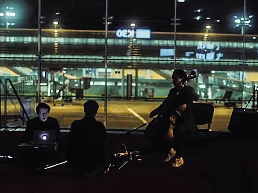 Rone y La Blogotheque en el Aeropuerto de París