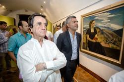 Alejandro Glez Molina y  Sergio Coronado