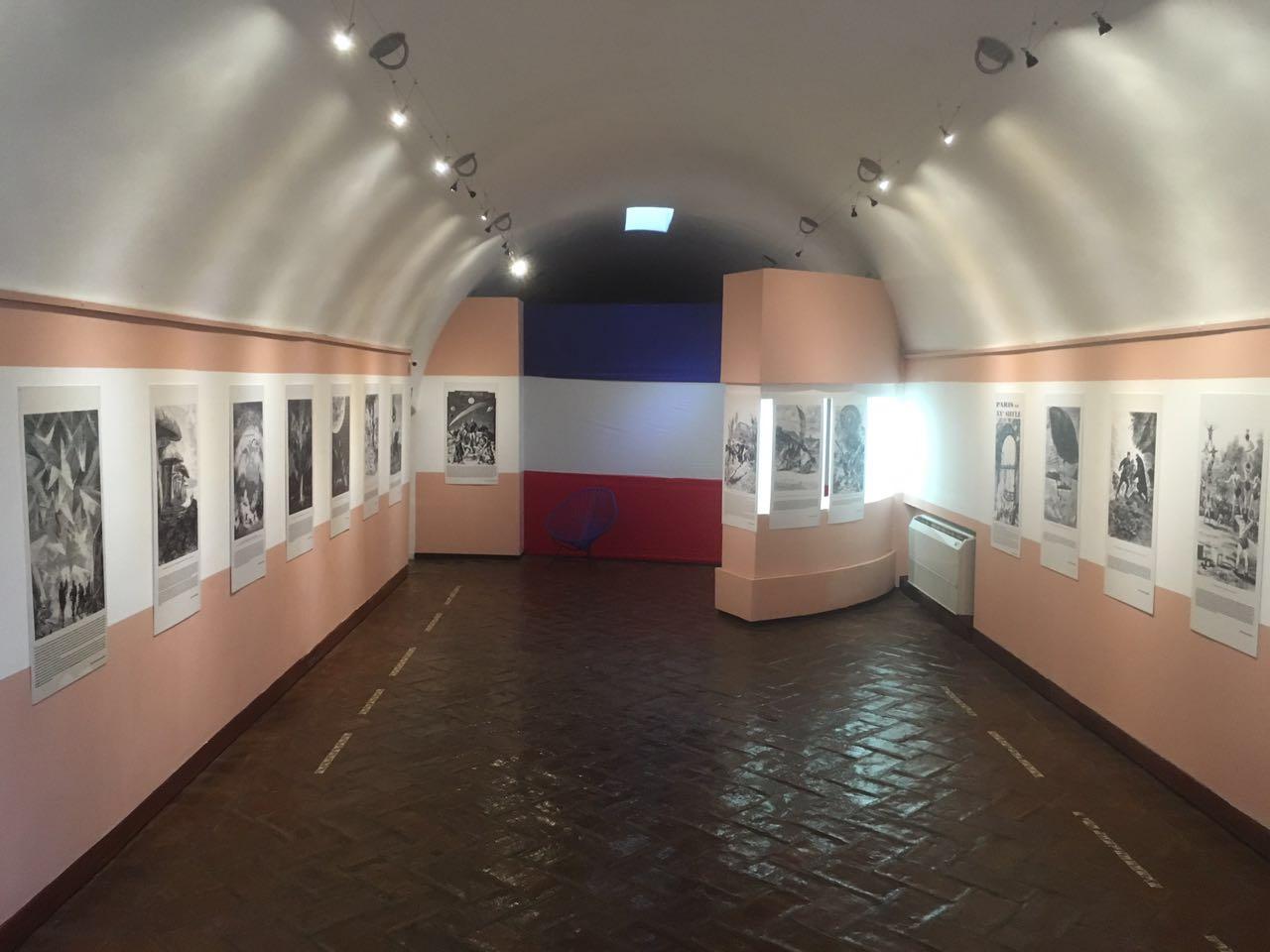 Expo Julio Verne en Fuerte