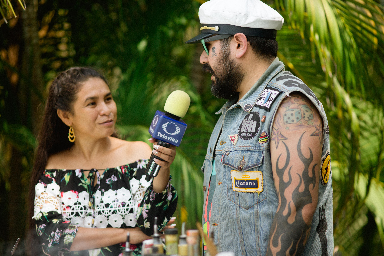 Entrevista a Rodo Domnguez de Bar Xaman