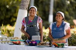 Cocineras tradicionales