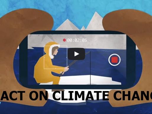 Mobile Film Festival contra el cambio climático