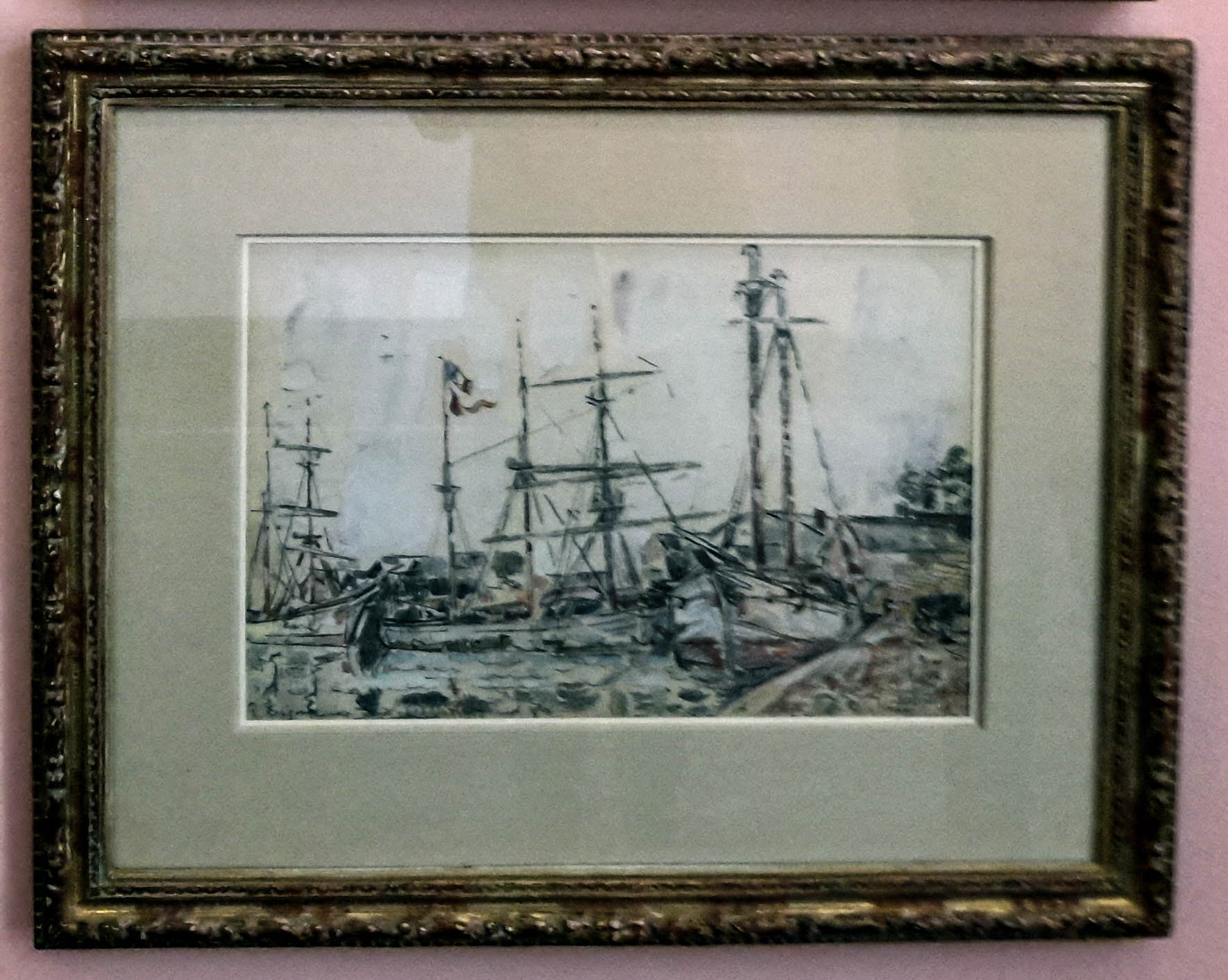 El puerto de Saint-Servan