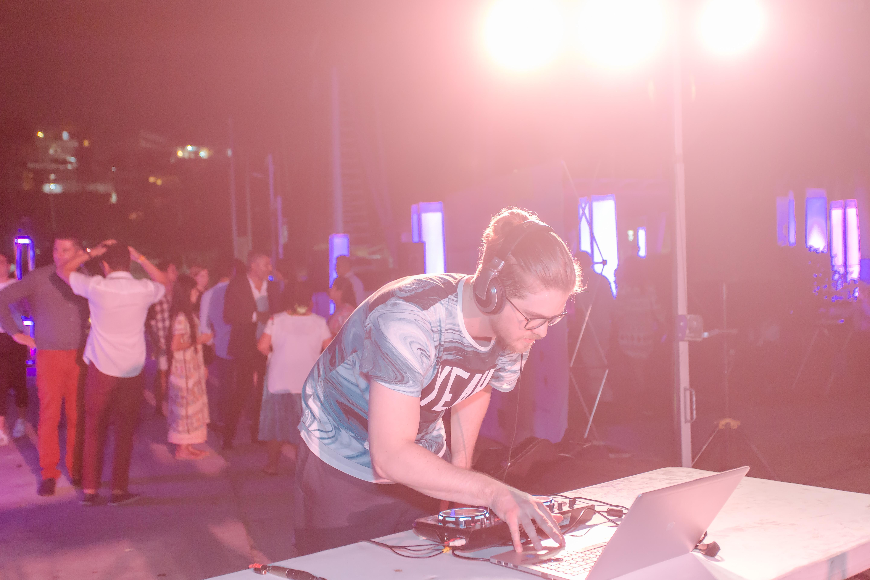 DJ Antonio Salas
