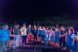 Reconocimiento a  cocineras tradicionales de Oaxaca y Guerrero