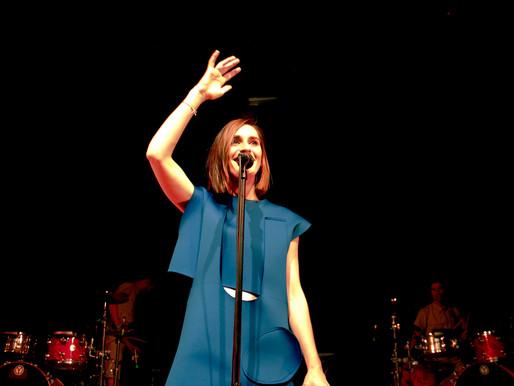 Yelle llena de energía y electro pop el Lunario del Auditorio Nacional