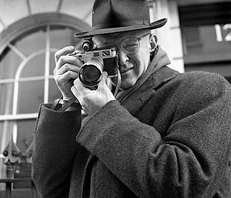 Henri Cartier-Bresson en el Palacio de Bellas Artes