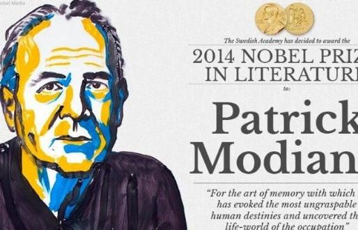 Patrick Modiano laureado con el Premio Nobel de Literatura 2014