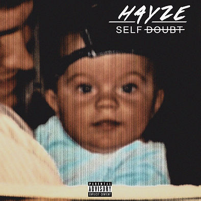Album Cover - Hayze: Self Doubt