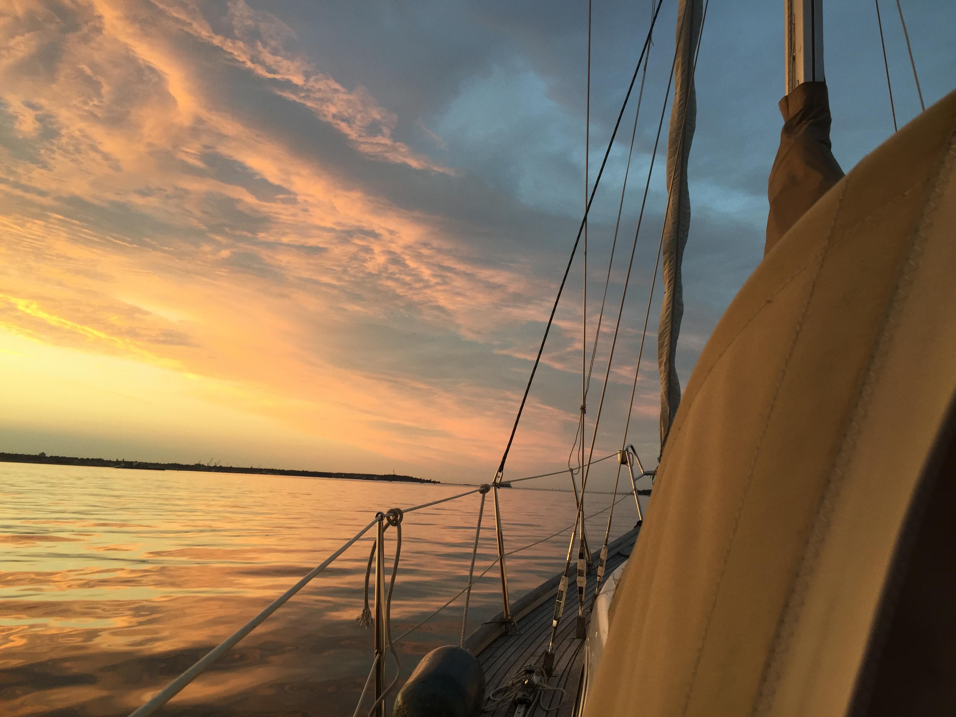 Sunset IIIIIII