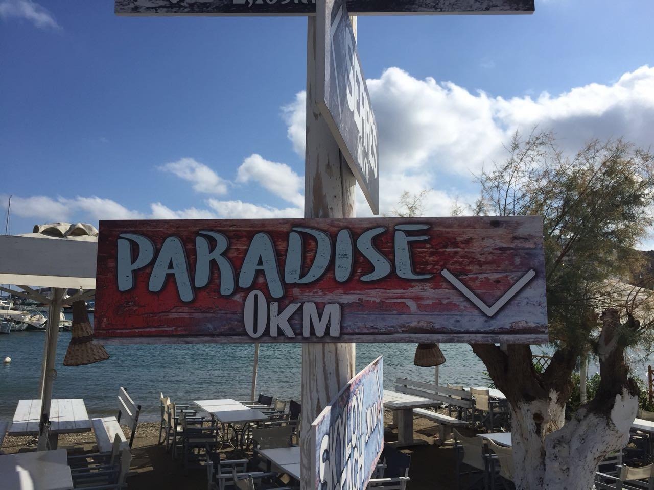 Paradise auf Kythnos