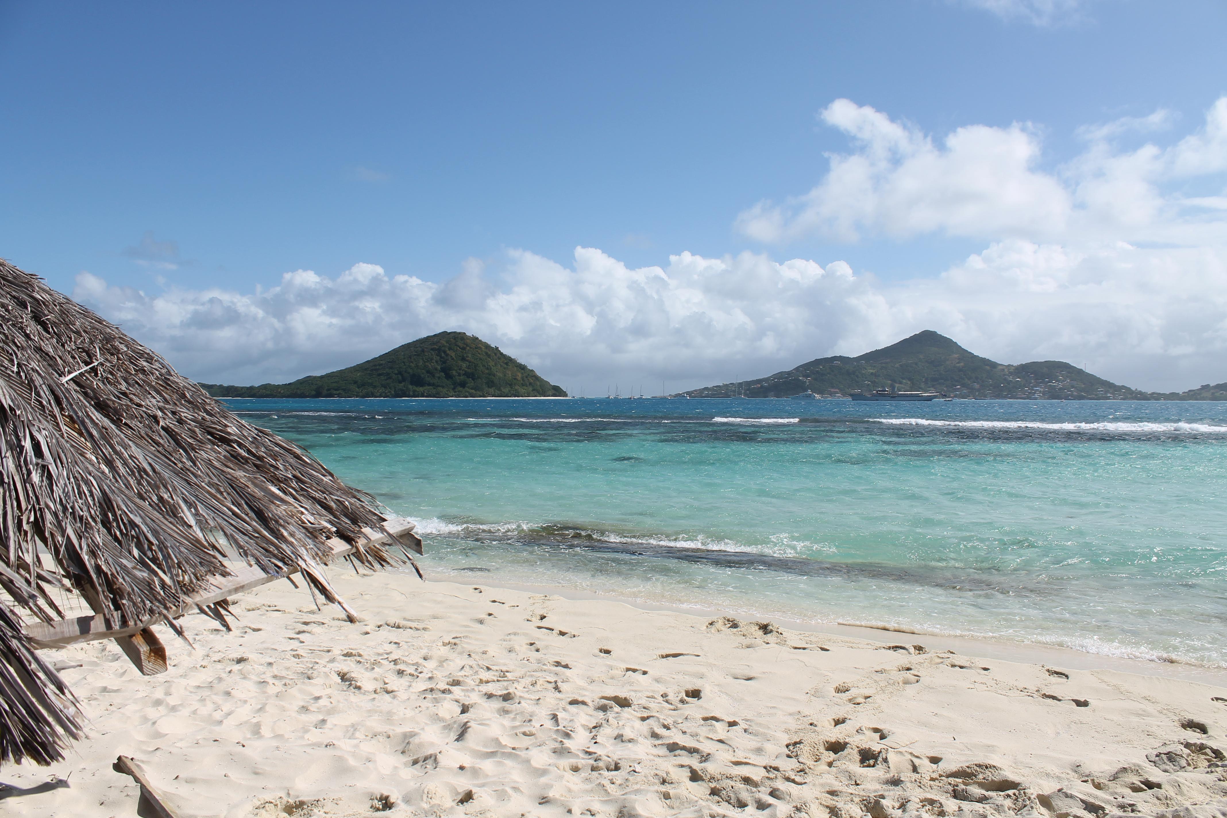 Karibischer Sand