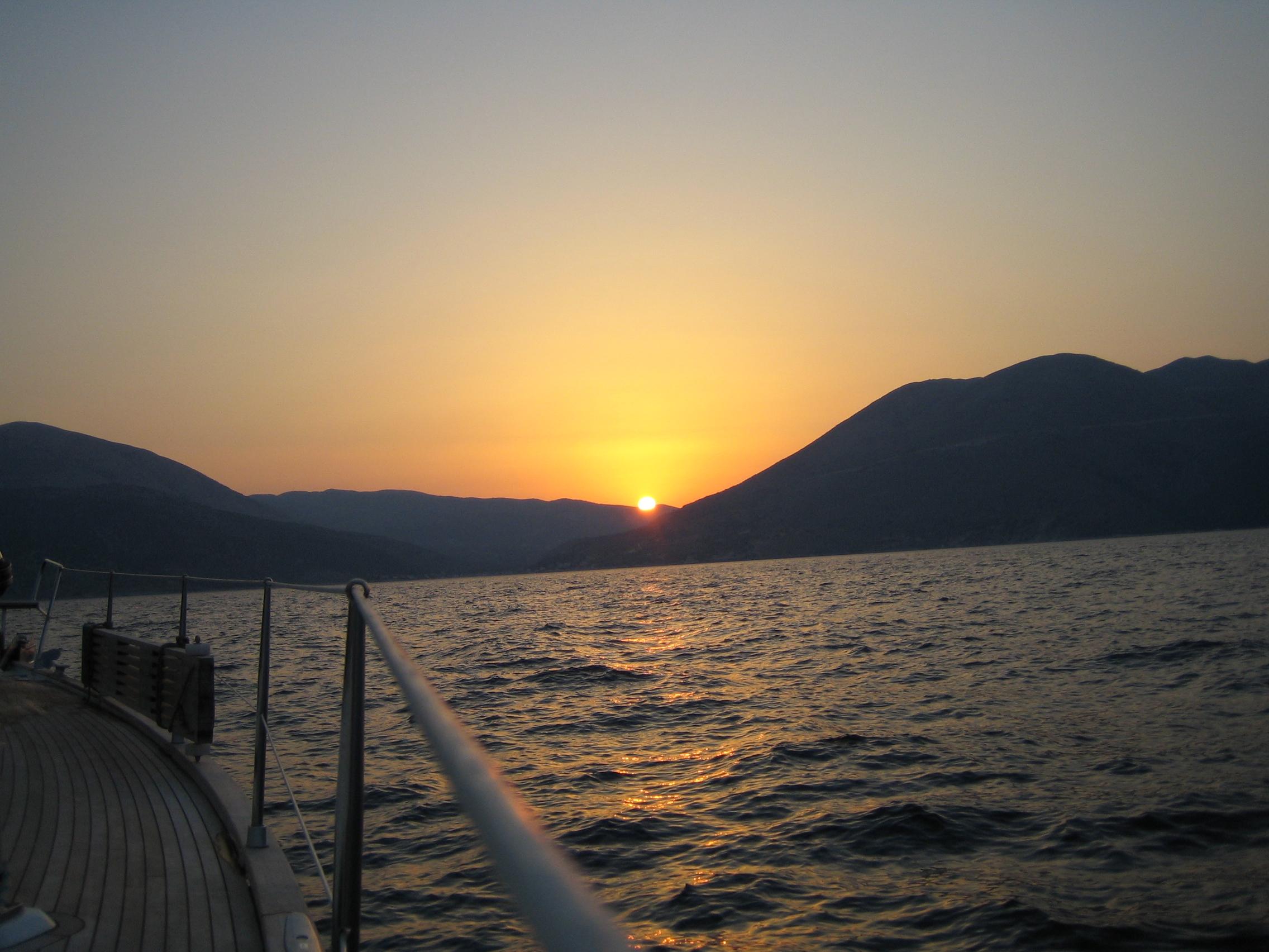 Sonnenuntergang 19