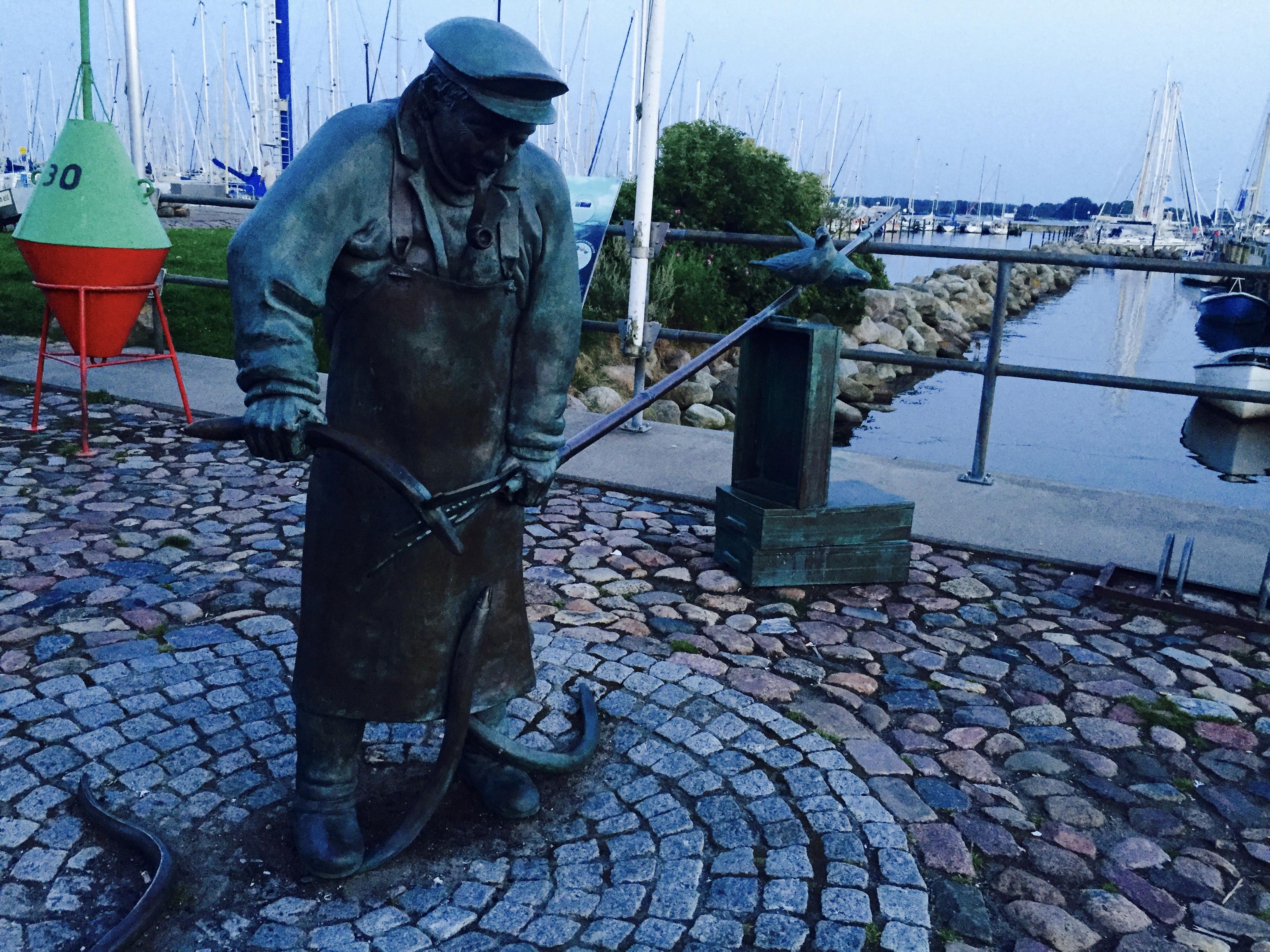 Der Fischer von Marsholm
