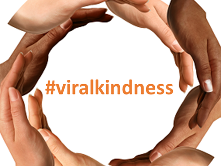 #viralkindness  - supporting our community