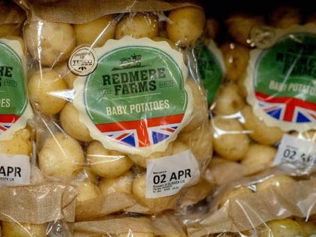 Tesco Phase out Best Before on Fruit and Veg
