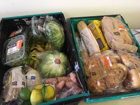 #Foodshare tables for Easter Holidays