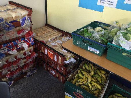 Food Share at Riversway and The Base