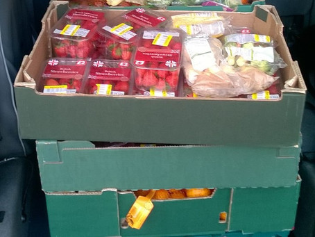 Let's get more surplus food out to our communities in Shropshire!
