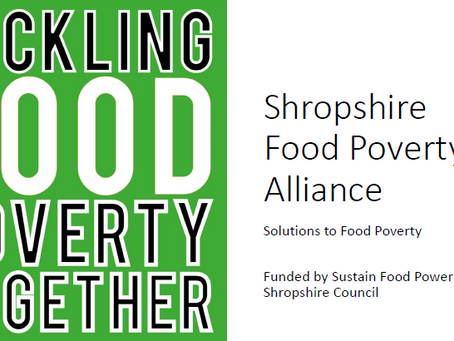 Finding solutions to food poverty workshops