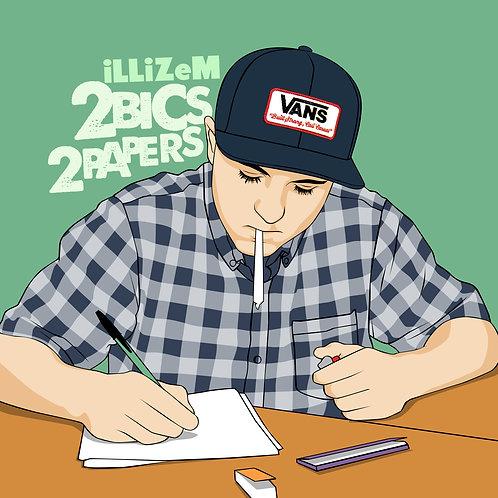 2Bics 2 Papers CD